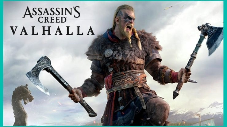 Cinematic Assassin's Creed Valhalla Trailer Premiers