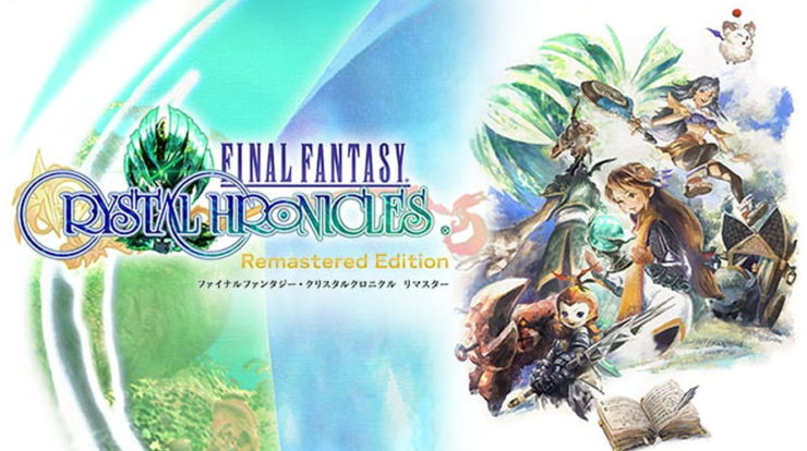 Final Fantasy Crystal Chronicles sarà rimasterizzato ad agosto