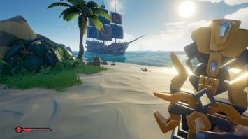 Aggiornamento di Lost Treasures aggiunto a Sea of ​​Thieves