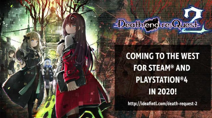 Death end re; Quest 2 arriva in Occidente quest'estate