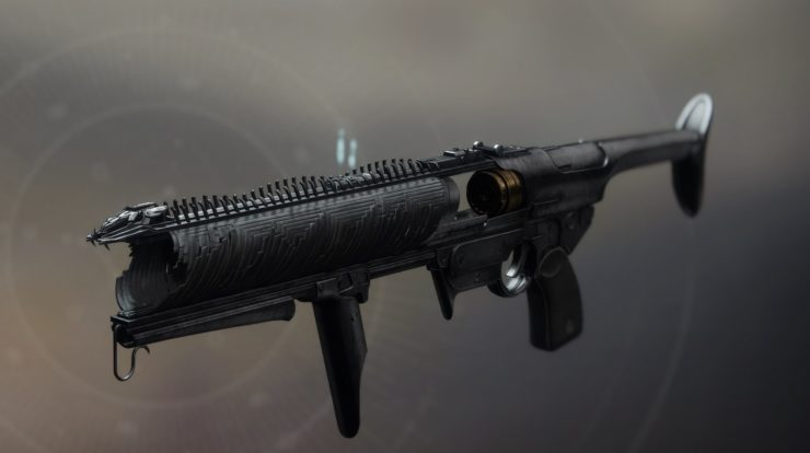 Come ottenere Witherhoard Exotic in Destiny 2