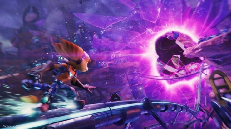 Ratchet and Clank: Rift Apart In arrivo su PS5