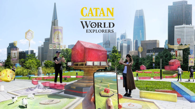 Come pre-registrarsi per Catan: World Explorers
