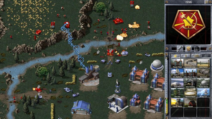 La riproduzione LAN è supportata in Command and Conquer Remastered?