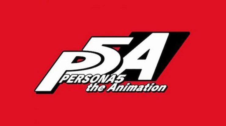 Persona 5: The Animation Will Get a English Dub