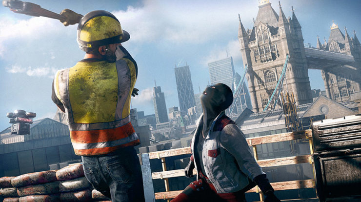 Anteprima di Watch Dogs Legion - The World Is Your Crew