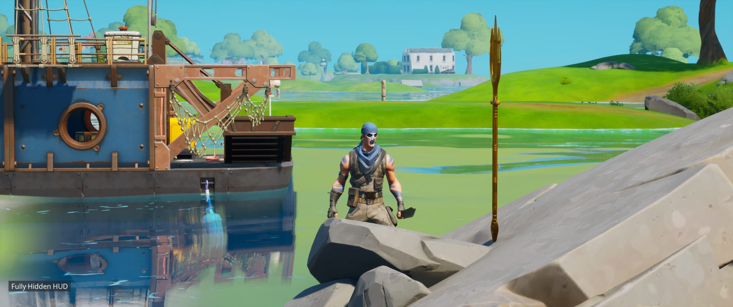Dove richiedere il tuo Tridente a Coral Cove per la skin Aquaman in Fortnite Chapter 2 Stagione 3