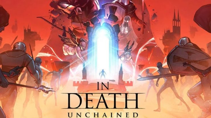 In Death: Unchained VR Review - No Salvation Here