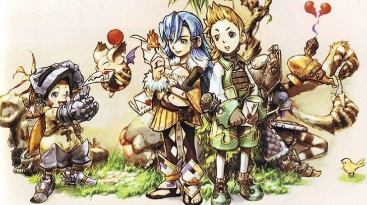 Final Fantasy: Crystal Chronicles Remastered modernizza il suo multiplayer