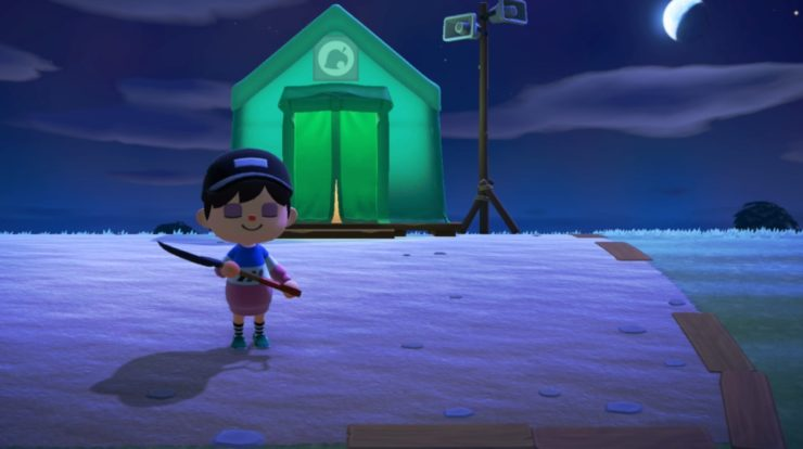 Come catturare la Walking Leaf in Animal Crossing: New Horizons
