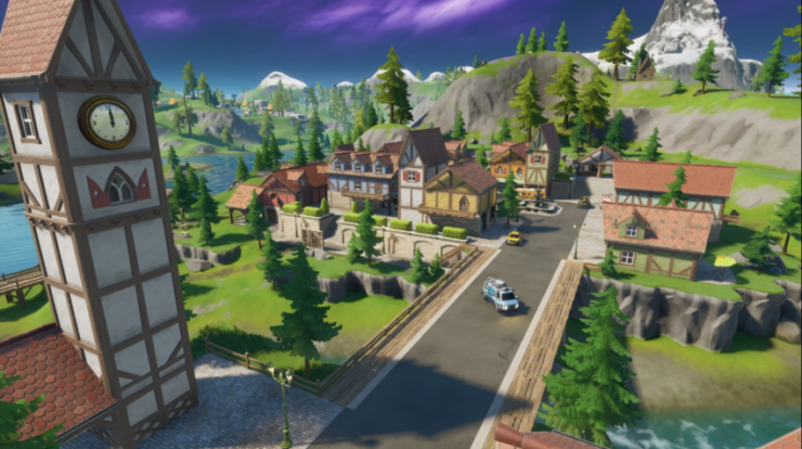 Dove cercare rapidamente sette bauli o scatole di munizioni a Misty Meadows In Fortnite Chapter 2 Stagione 3