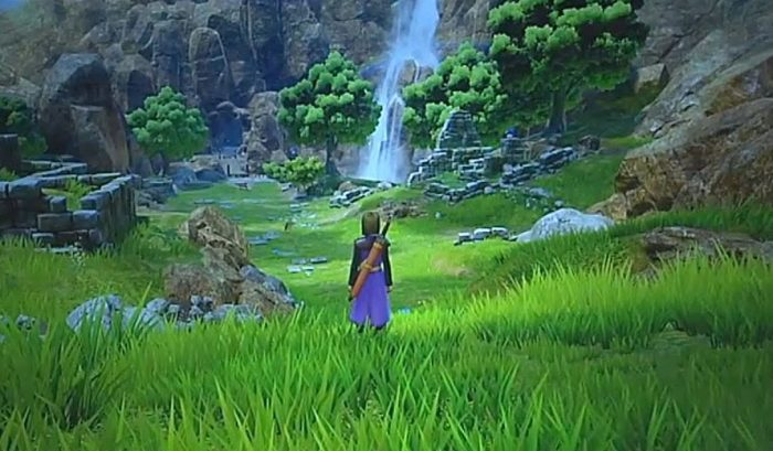 Demo di Dragon Quest XI