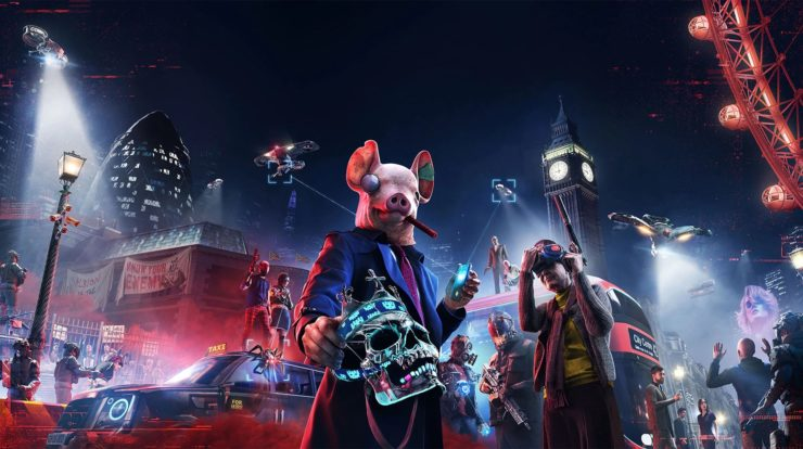 Esiste il multiplayer in Watch Dogs: Legion?