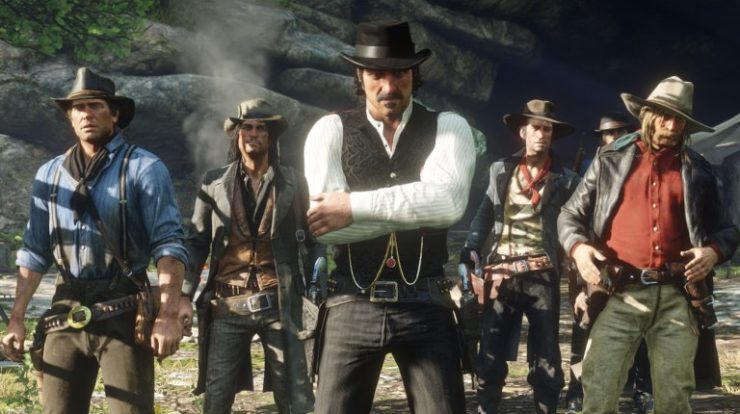 Red Dead Online update 1.20 patch notes