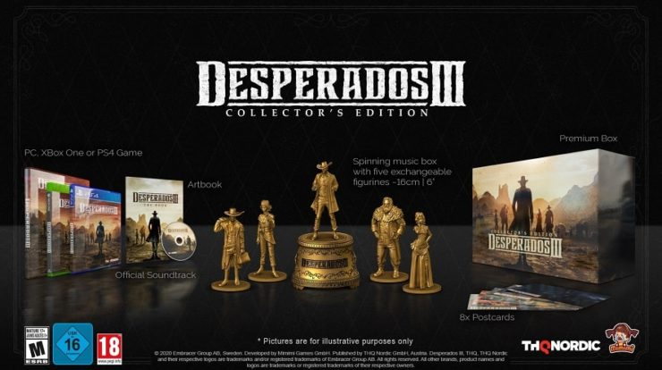 Desperados 3 Collector