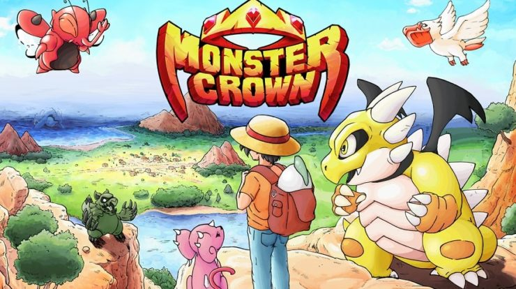 Nuovo Monster Taming Gioco Monster Crown
