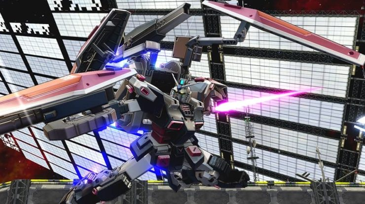 Mobile Suit Gundam Extreme VS. Maxiboost ON Review - Lean Mean Battling Machine