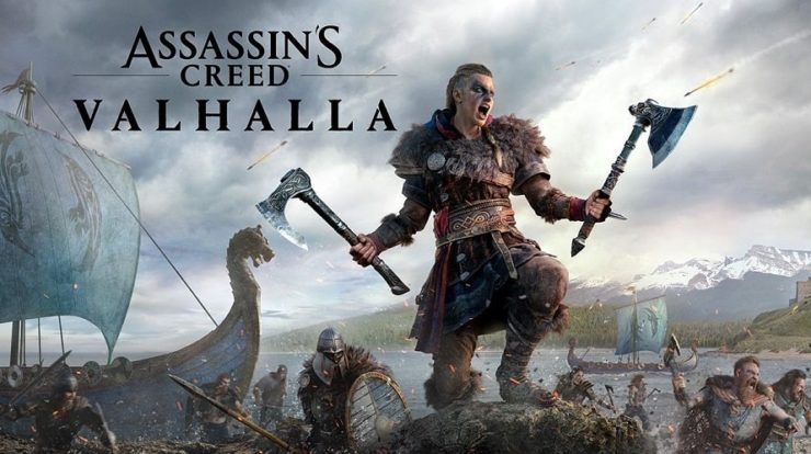 Ubisoft mostra il trailer di Assassin's Creed Valhalla con Eivor femminile