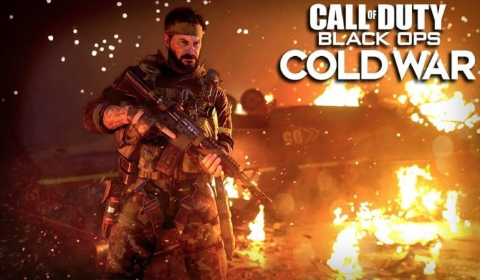 Black Ops Cold War in primo piano