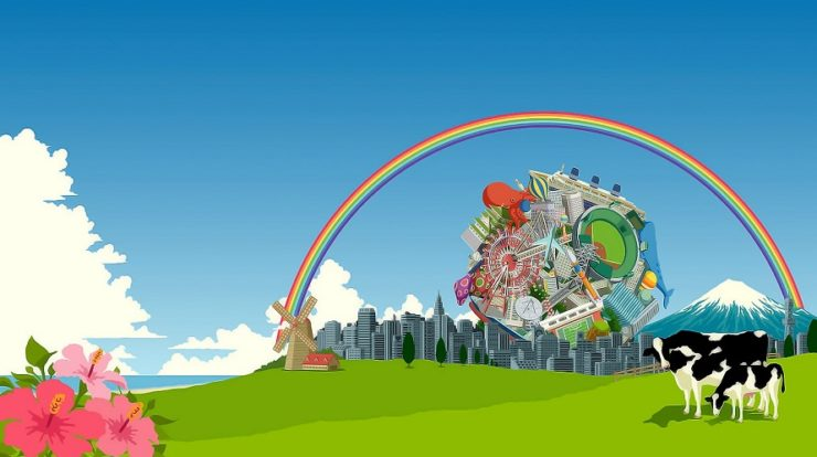 Katamari Damacy Reroll in corso su PS4 e Xbox One