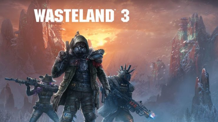 Wasteland 3 Video Review - Step Aside Fallout, The King is Back