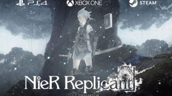 Nier: Replicant White Snow Edition disponibile per il pre-ordine