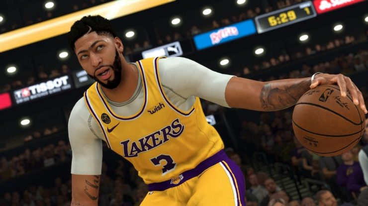 Is crossplay supported in NBA 2K21