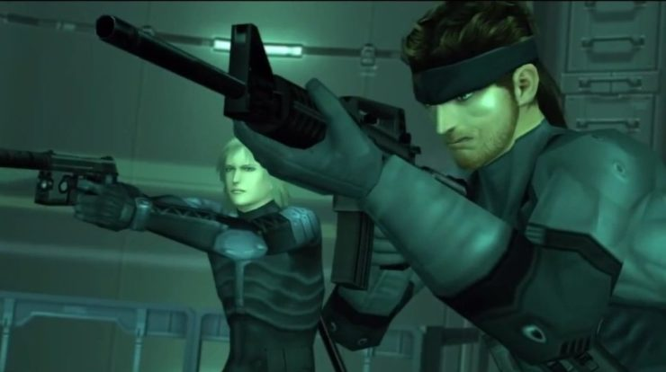 Metal Gear Solid e Metal Gear Solid 2: Sostanza classificata per PC