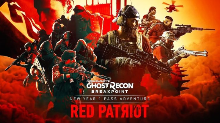 Red Patriot in arrivo su Ghost Recon Breakpoint
