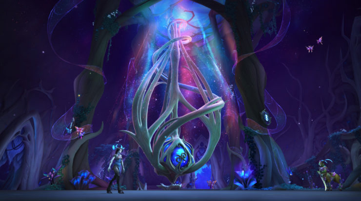 World of Warcraft: Shadowlands rimuoverà i cooldown di burst dal cooldown globale