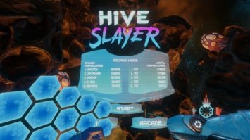 Spara agli alieni per una buona causa in Hive Slayer