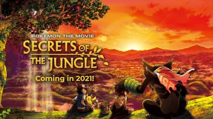 Pokémon the Movie: Secrets of the Jungle in arrivo nel 2021