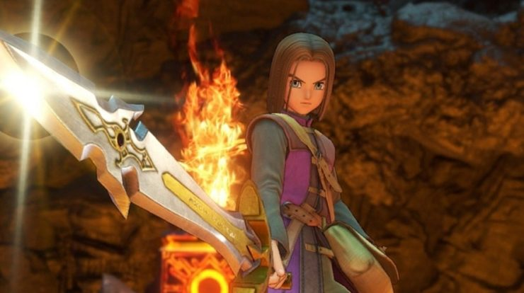 "Dragon Quest XI: Echoes of an Elusive Age S - Definitive Edition Review - ""S"" sta per Scrumtrulescent"
