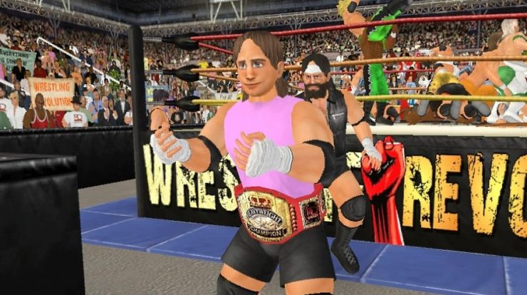 Wrestling Empire (Switch) Review - Reliving the Golden Era