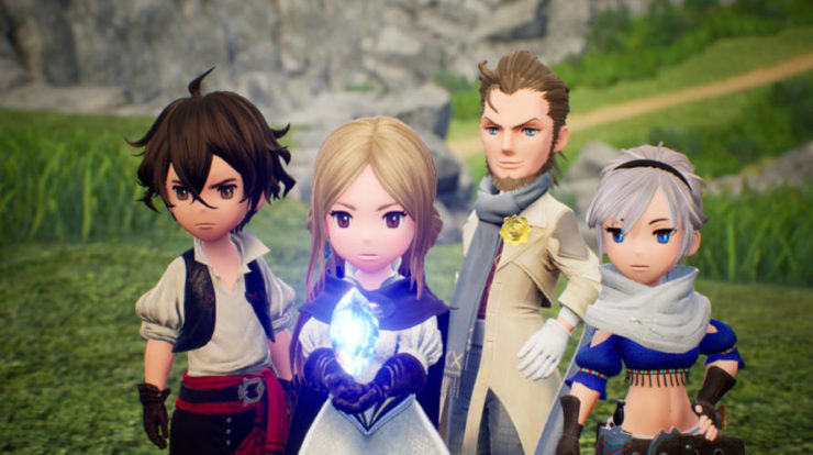 Bravely Default 2 Review - Brave New Direction