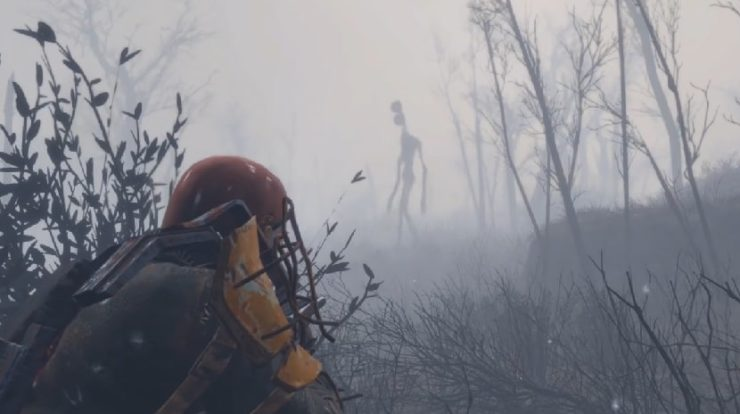 Gioca a Silent Hill in Fallout 4 With the Whispering Hills Mod